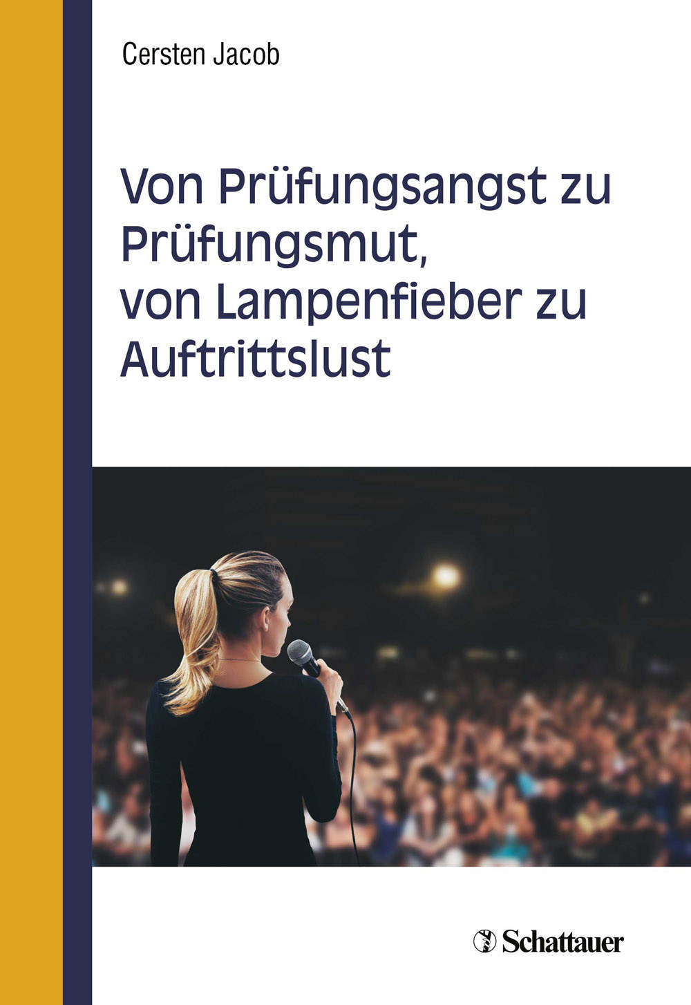 Cover Lampenfieber-Buch